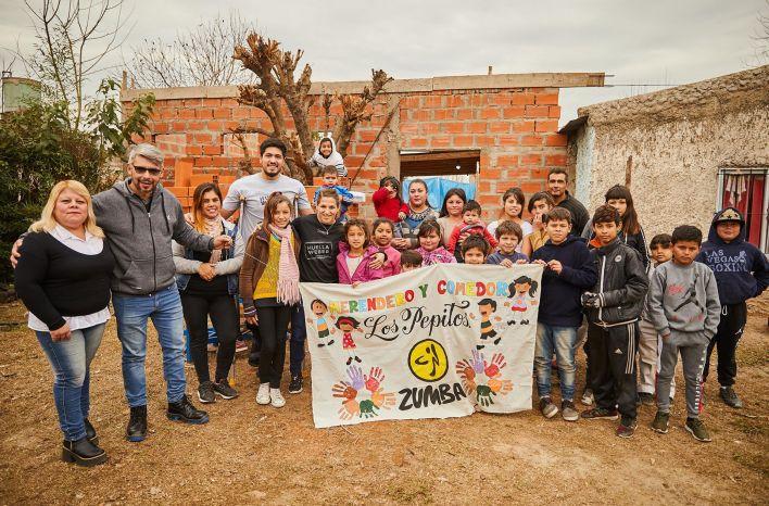 trabajo social de Paula Pareto, Pilar Geijo y Tuti Bopp