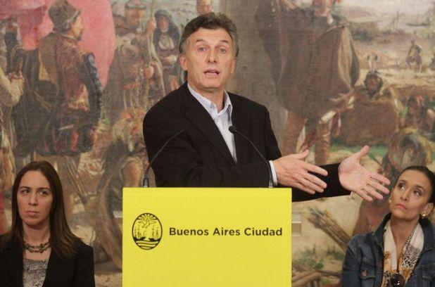 Macri fue jefe de Gobierno porteño entre 2007 y 2015, por dos mandatos consecutivos, antes de acceder a la Presidencia.