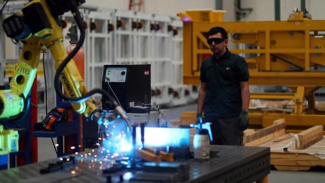 La industria manufacturera fue una de las más golpeadas el año pasado (REUTERS)