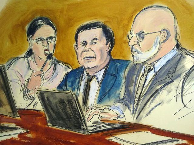 Guzmán Loera fue juzgado en Nueva York y actualmente espera sentencia (Foto: Elizabeth Williams via AP)