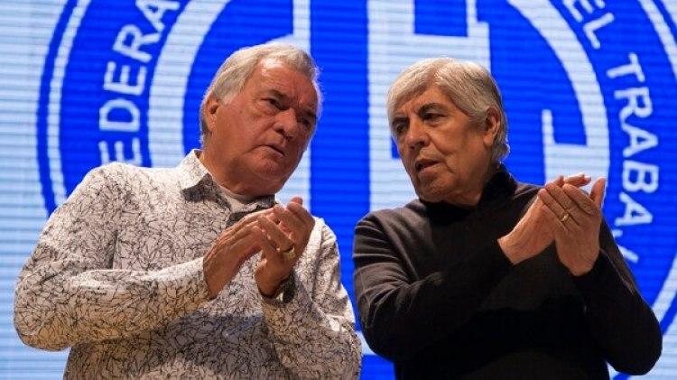 Luis Barrionuevo no participaría de la movilización convocada por Moyano (NA)