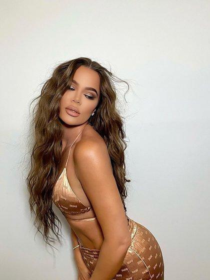 Khloé Kardashian (IG: @khloekardashian)