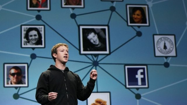 Fundador y CEO de Facebook, Mark Zuckerberg (Foto: Justin Sullivan/Getty Images)
