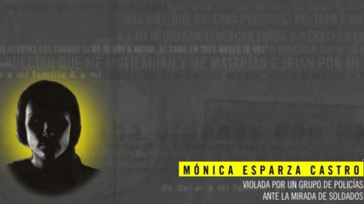 Mónica sigue en prisión a consecuencia del testimonio que fue obligada a firmar (Foto: amnesty.org)