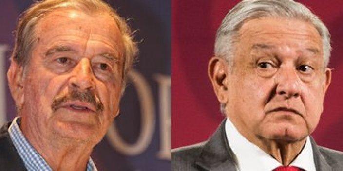 Vicente Fox lanzó varias críticas contra López Obrador (Foto: Cuartoscuro)