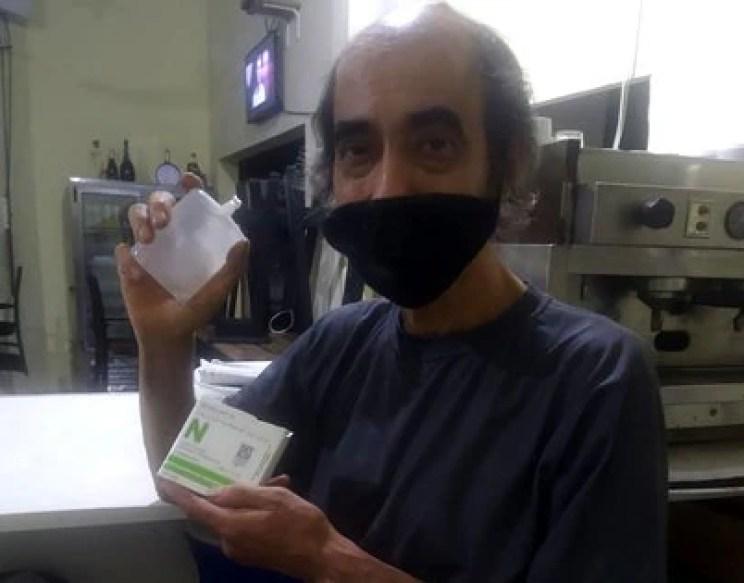 Después de un año y medio sin poder recibir insulina, podrá volver a tratar su diabetes gracias a una donación
