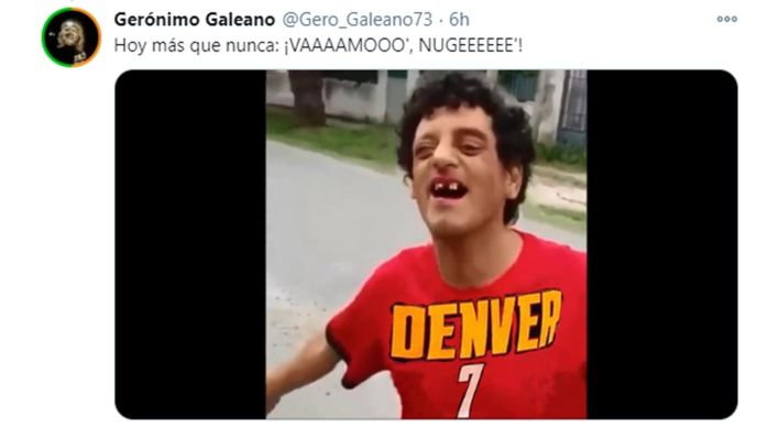 Los memes de Campazzo en la NBA