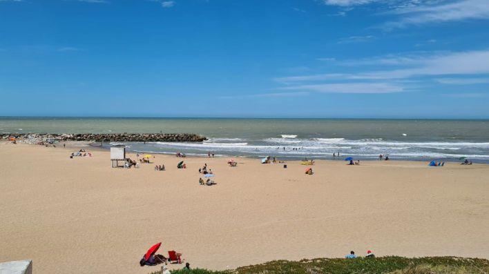 Playas del norte Mar del Plata
