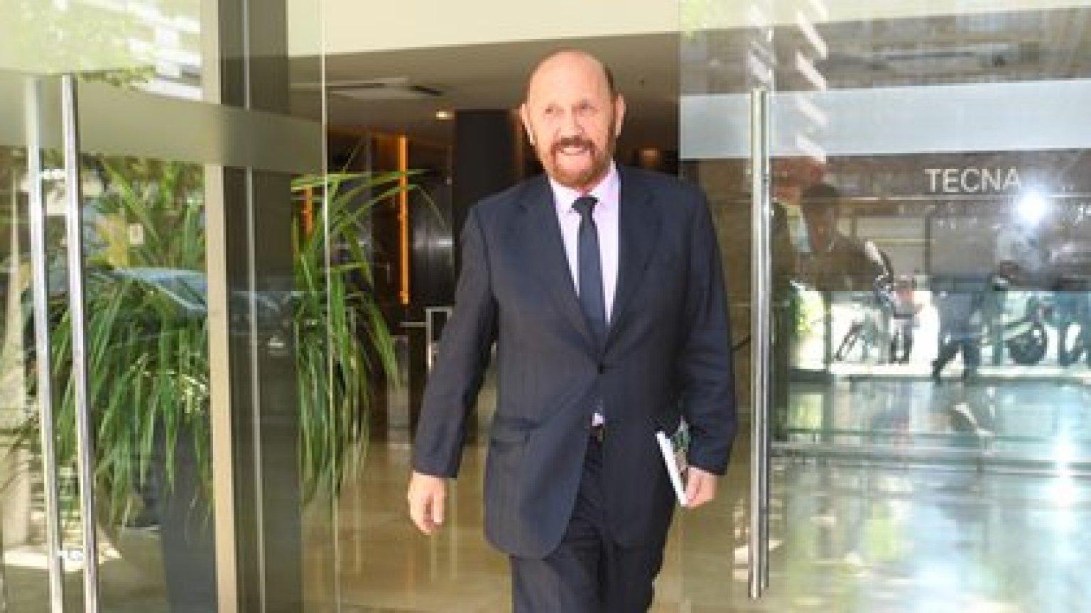 Gildo Insfrán (Maximiliano Luna)