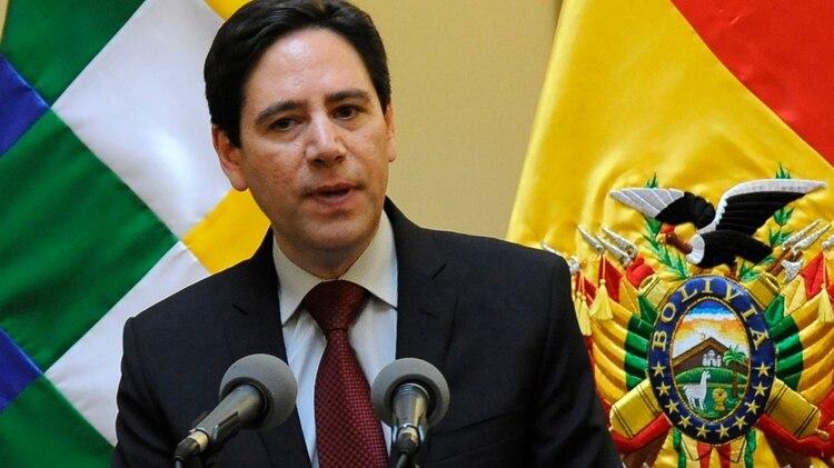 Salvador Romero, el nuevo vocal del Tribunal Supremo Electoral, designado por Áñez espera para que la Asamblea termine de nombrar al resto de los integrantes del TSE.