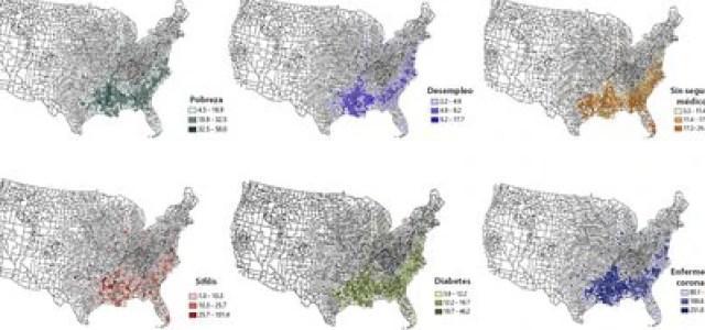 La población afroamericana también sufre una exposición más alta al SARS-CoV-2 por estar sobre representada en loa trabajos esenciales y por habitar viviendas públicas o subsidiadas con mayor densidad de población. (Poteat, Nelson et al.)