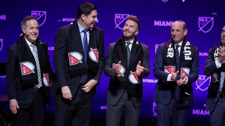 El equipo debutaría en la MLS en 2020