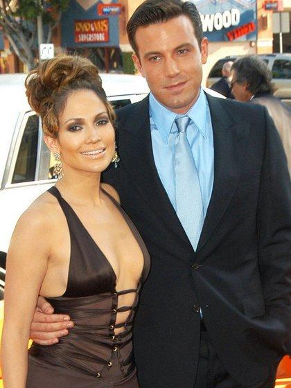 """La ex pareja, apodada por la prensa como Bennifer, comenzó a salir en 2002, después de conocerse en el set de la película """"Gigli"""".  Se comprometieron un año después, pero todo se terminó en 2004"""