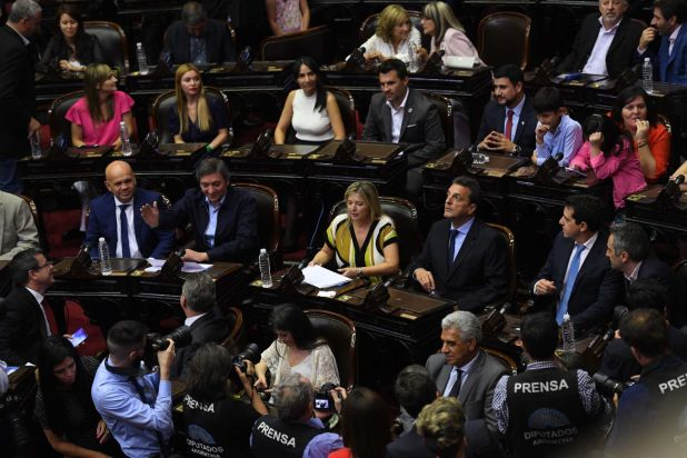 Máximo Kirchner será presidente del Frente de Todos; Sergio Massa será el presidente de la Cámara de Diputados