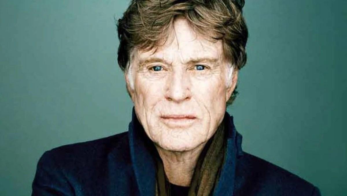 El Festival Internacional de Cine de Morelia premiará la trayectoria del actor Robert Redford