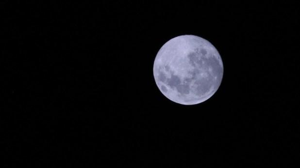 La cuenca Aitken se ubica en el lado oscuro de la luna