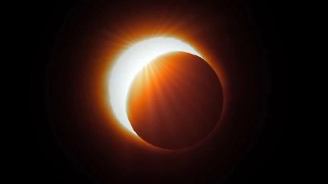 El fenómeno astronómico sucede cada 18 meses