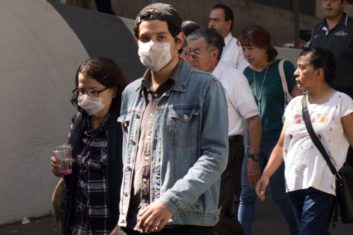 Coronavirus en México. (Foto: Cuartoscuro)