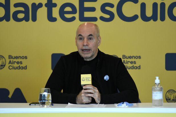 El jefe de Gobierno, Horacio Rodríguez Larreta, dio marcha atrás en habilitaciones comerciales y concentró las quejas de los comerciantes