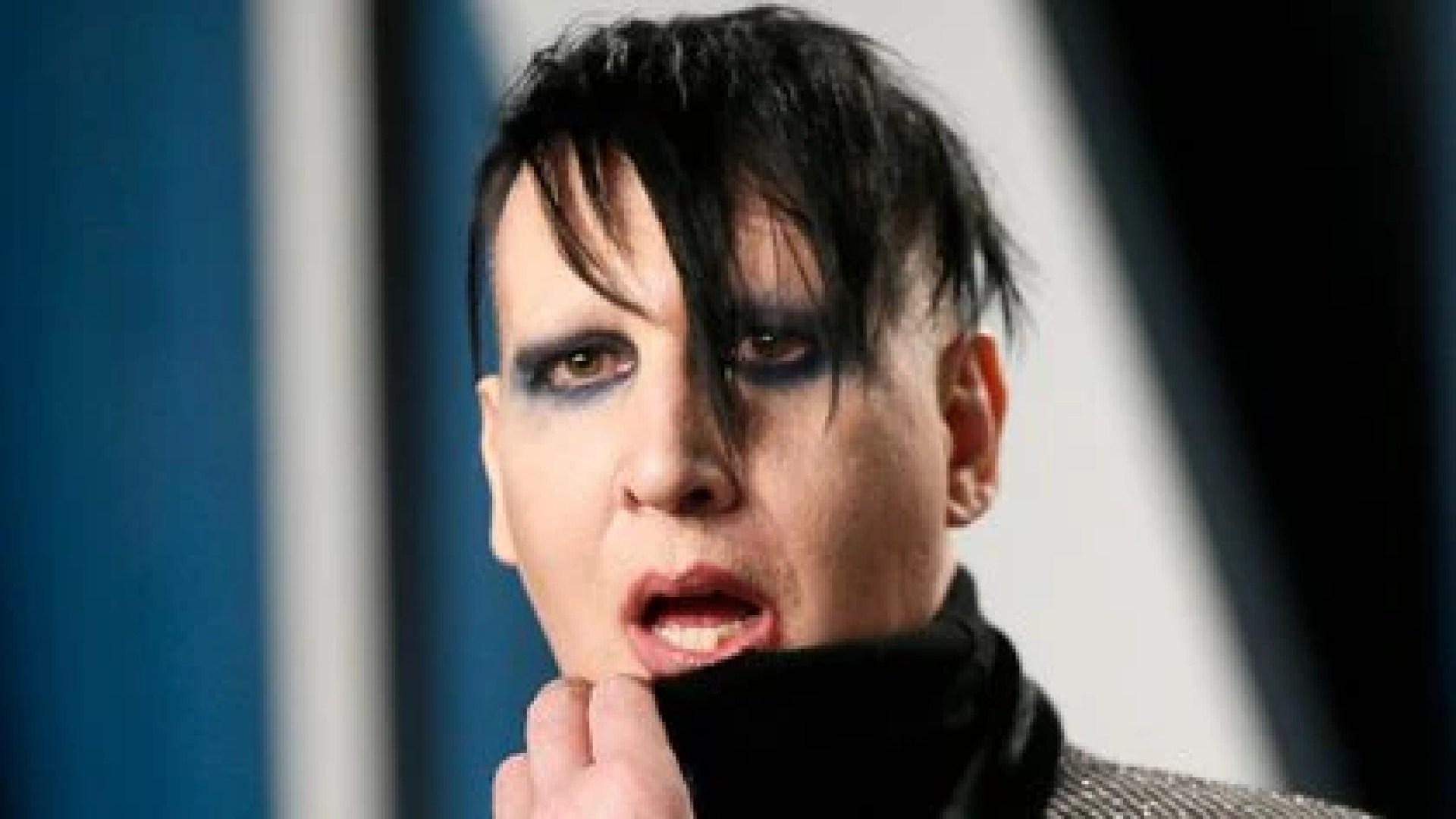 Marilyn Manson (Reuters)