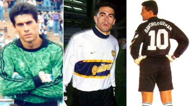 Guzmán en Vélez, Boca y Deportivo Español