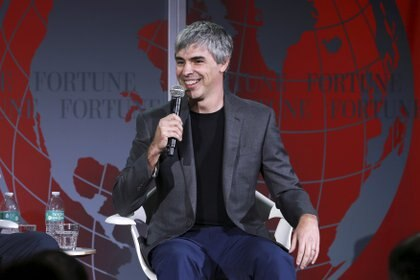 Larry PAge, fundador de Google. REUTERS