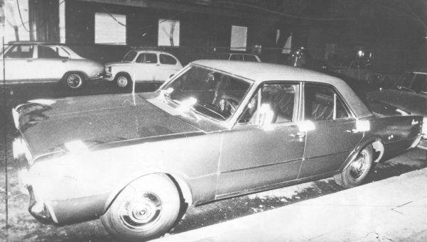 Los cuerpos de Mauricio y Cristina Silvia Schoklender fueron encontrados el 30 de mayo de 1981 en el baúl de un auto