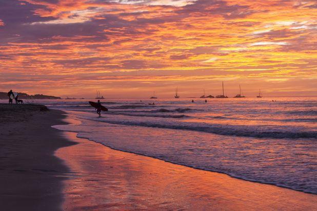 Con su costa de playa y jungla, una espléndida variedad de biodiversidad y un clima tan cálido como el de los lugareños, no es de extrañar que el rincón del noroeste de Costa Rica se convirtiera en un modelo de ecoturismo