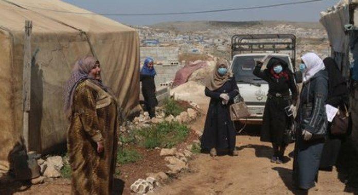 17/09/2020 Idlib, Siria, durante la pandemia de coronavirus. POLITICA ESPAÑA EUROPA MADRID INTERNACIONAL OCHA