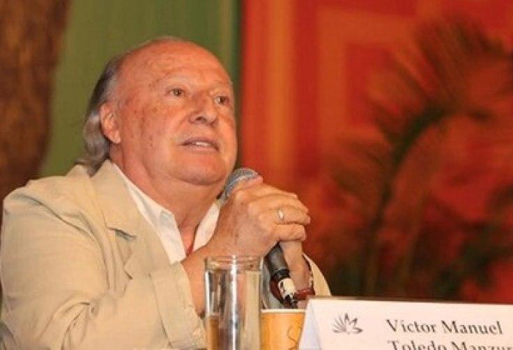 Víctor Manuel Toledo, titular de Semarnat, dijo que las críticas no tenían sustento. (Foto: Archivo)