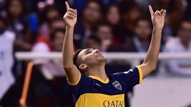 Desde la MLS ofrecieron 5,2 millones de dólares por el pase de Bebelo  (Photo by RODRIGO BUENDIA / AFP)
