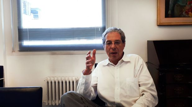El ex secretario de Finanzas, Daniel Marx, seguirá asesorando al Gobierno, pero de modo informal