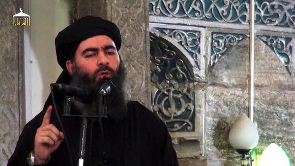 Abu Bakr al Baghdadi, fundador del Estado Islámico
