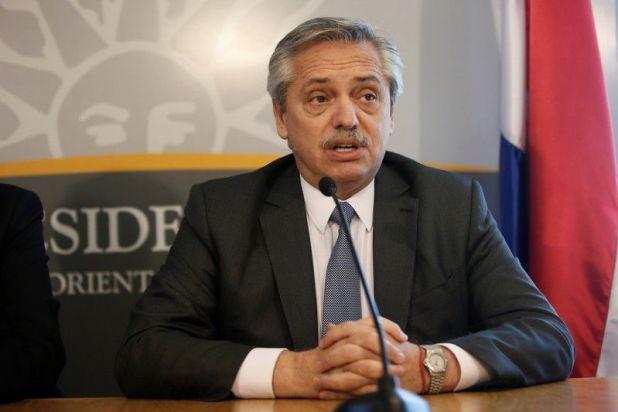 Alberto Fernández, testigo del juicio desde septiembre del año pasado