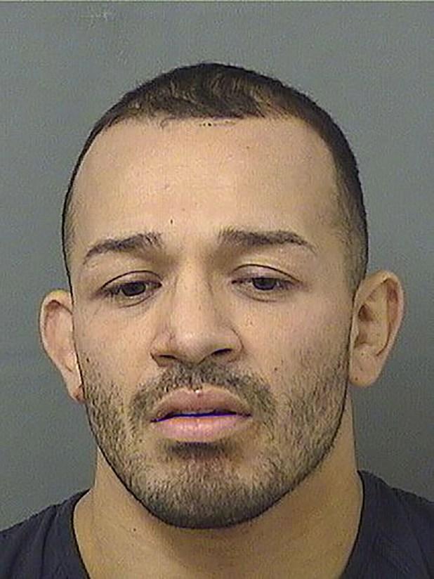 Irwin Rivera detenido