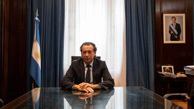 Dante Sica, ministro de Producción