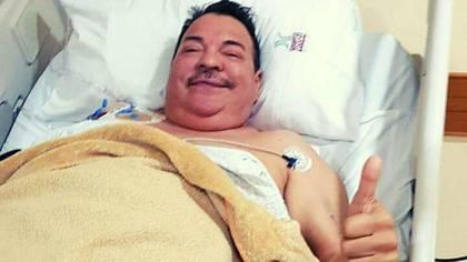 Preciado se sometió hace meses a un trasplante de riñón (IG: juliopreciado)