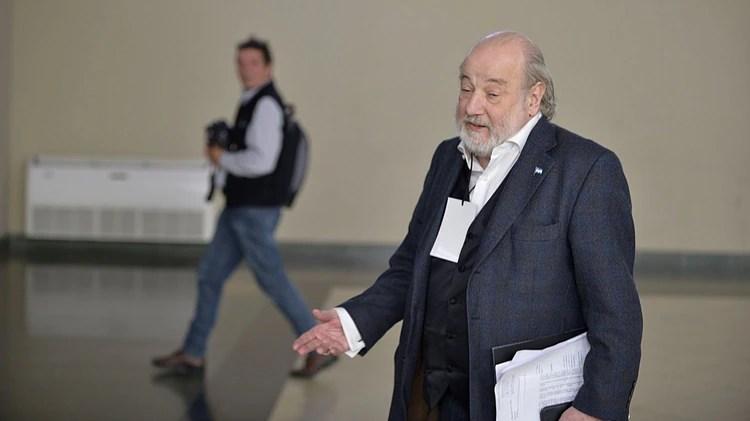 El juez Claudio Bonadio (Foto: Gustavo Gavotti)