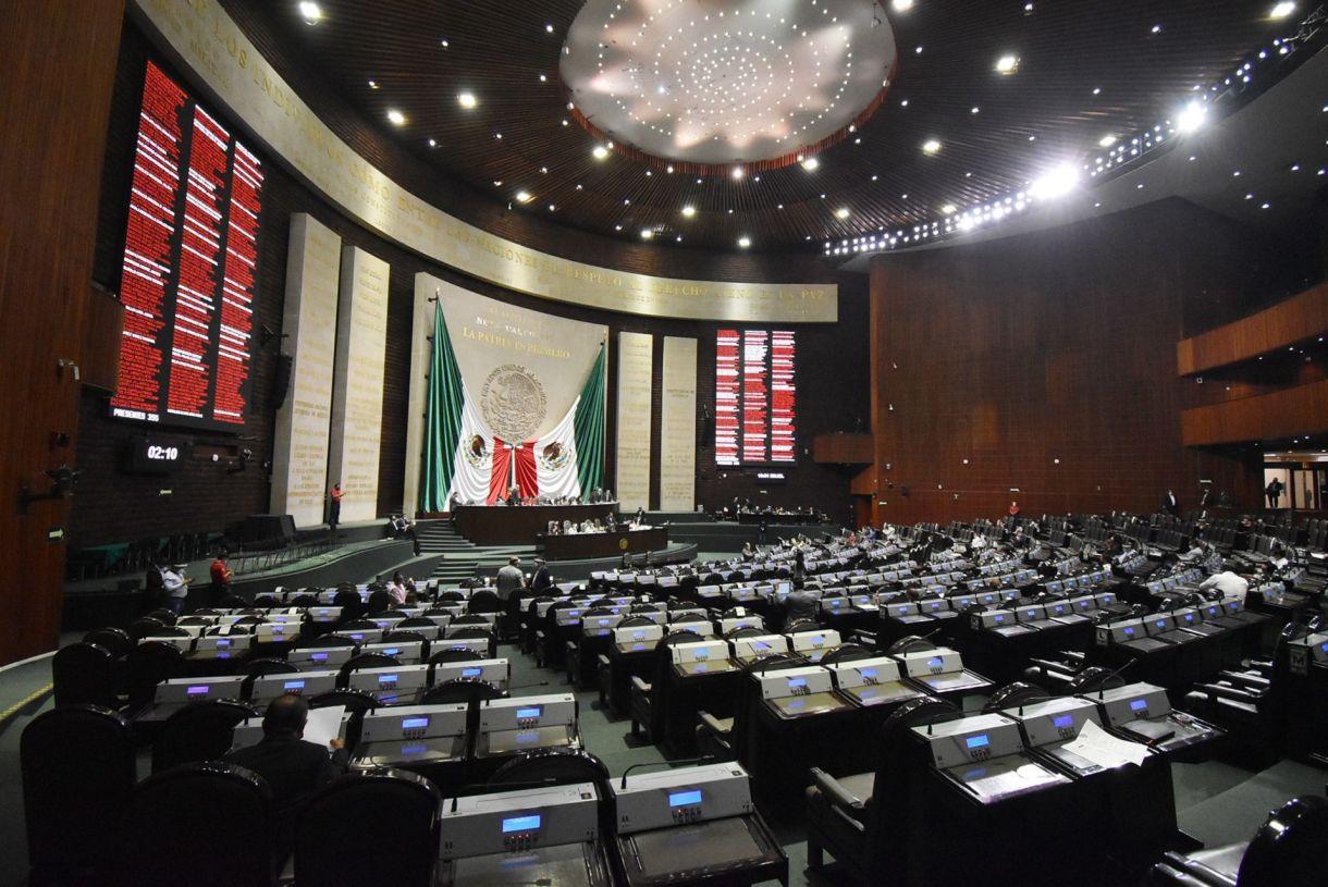 La Comisión Permanente del Congreso se reunió para votar el periodo extraordinario (Foto: Cámara de Diputados/ Cuartoscuro)