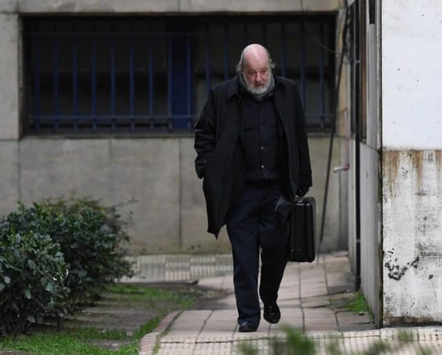 El juez Claudio Bonadio (foto Maximiliano Luna)