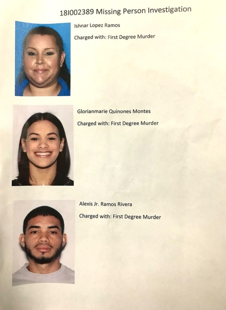 Las fichas personales de los homicidas puertorriqueños