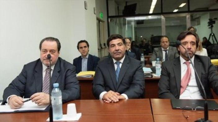 Arslanian, al frente de la defensa del ex jefe de la AFIP Ricardo Echegaray, en uno de los juicios que enfrentó el ex funcionario y en el que fue absuelto