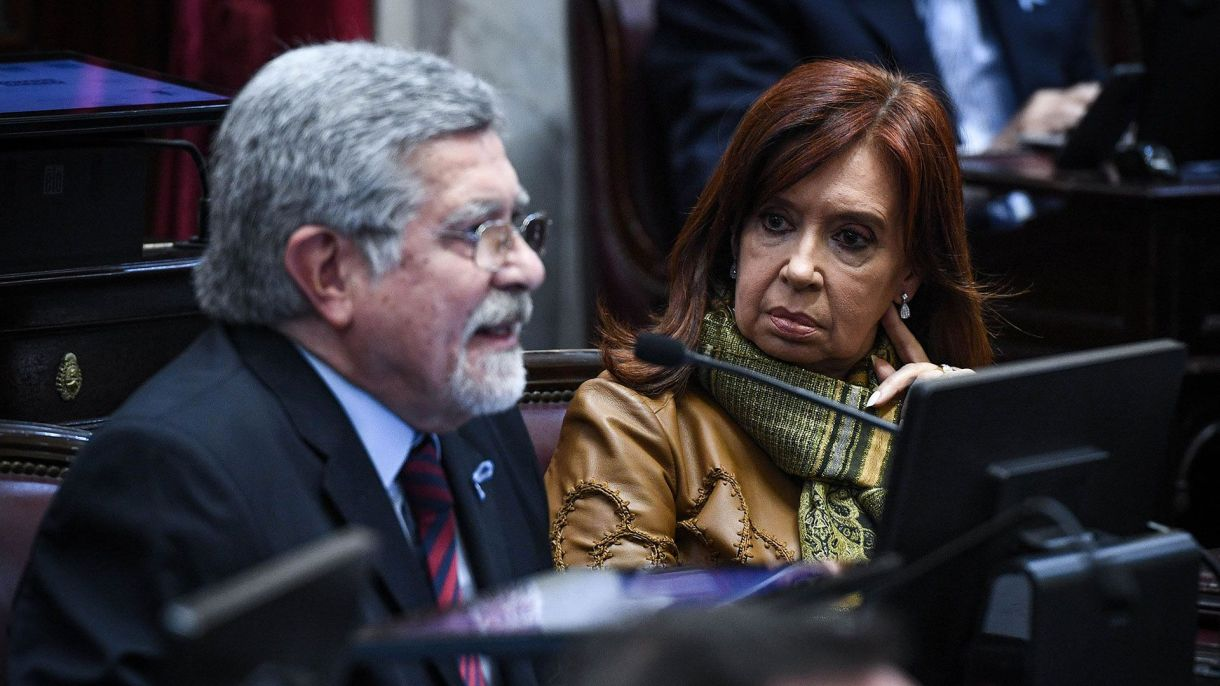 En la reunión estará presente la idea de buscar un acercamiento al bloque de Cristina Kirchner (Charly Diaz Azcue / Comunicacion Senado)
