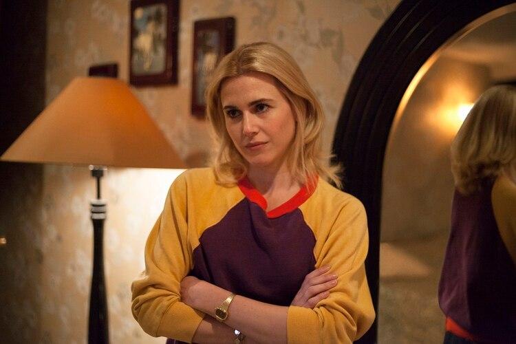 La actriz Ana Favella interpreta a la madre de Luis Miguel