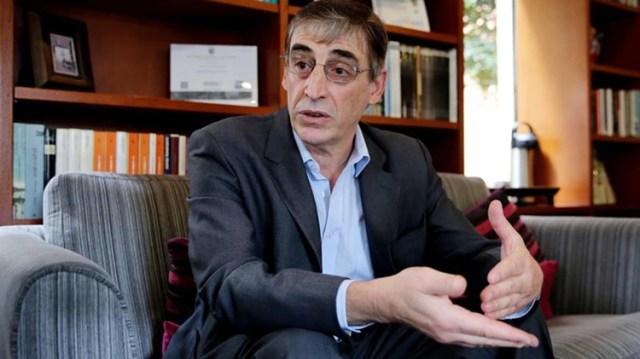 Abel Basti, periodista, investiga desde hace 20 años la muerte de Hitler, su posible fuga de Alemania y la presunta nueva vida en Sudamérica.la pista de Hitler en la Argentina desde hace 20 años (EFE)