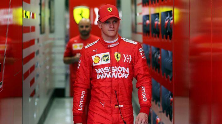 El hijo de Schumacher ya suena para llegar a la Fórmula 1