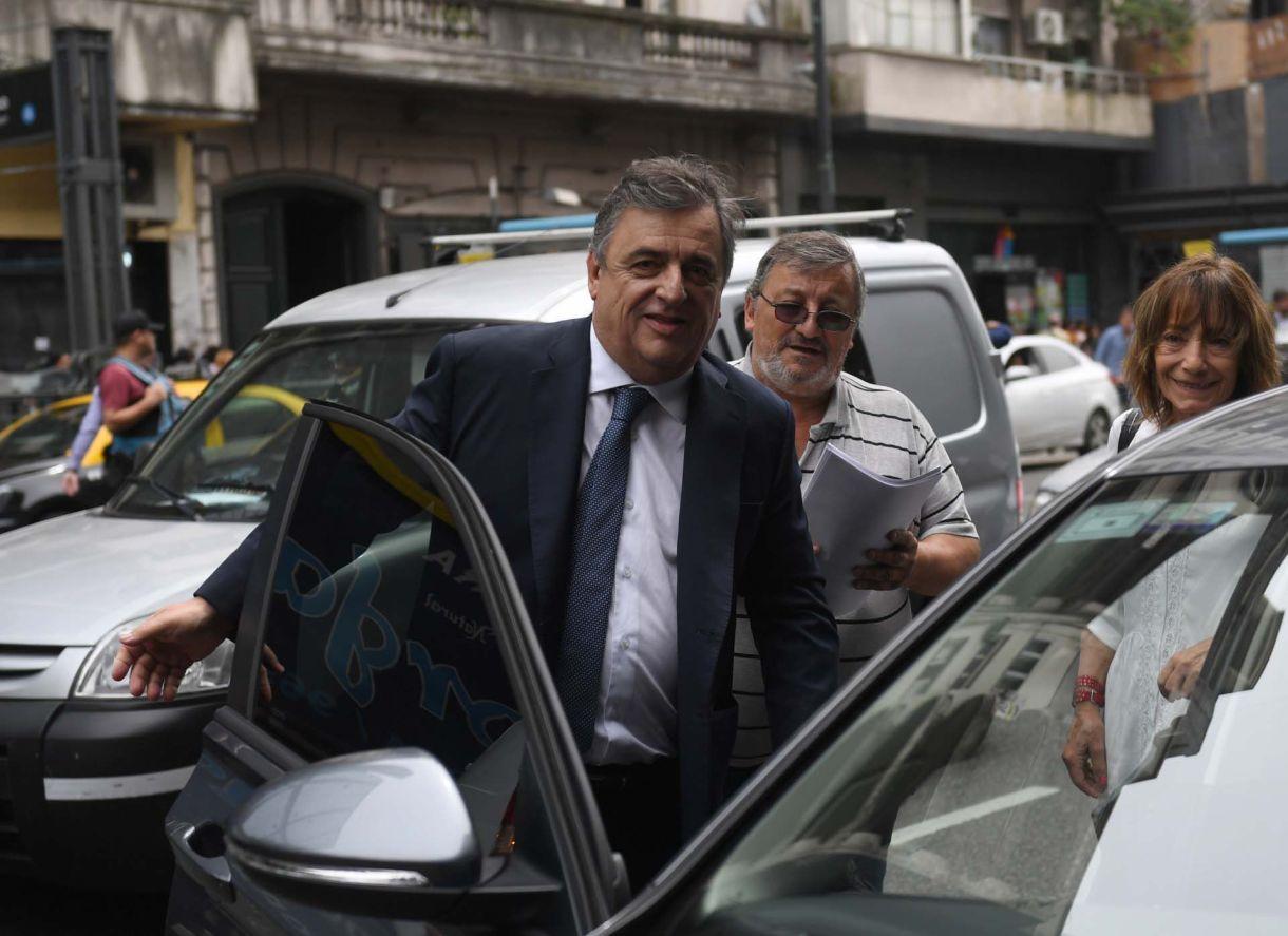 El diputado nacional Mario Negri (Maximiliano Luna)