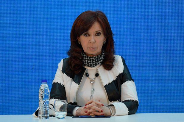 La vicepresidenta Cristina Kirchner quería que el caso continuara en Lomas de Zamora