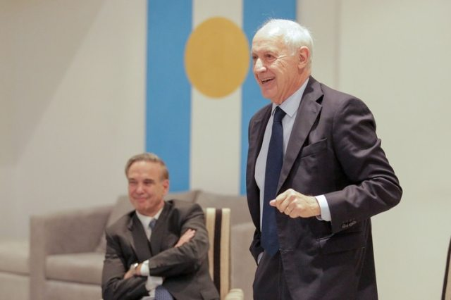 El ex ministro está trabajando muy de cerca con el senador Miguel Pichetto
