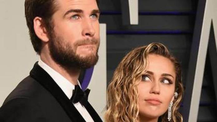 Liam Hemsworth and Miley Cyrus were married in December of 2018